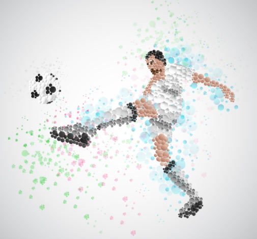 World Cup Soccer Icon Image Set