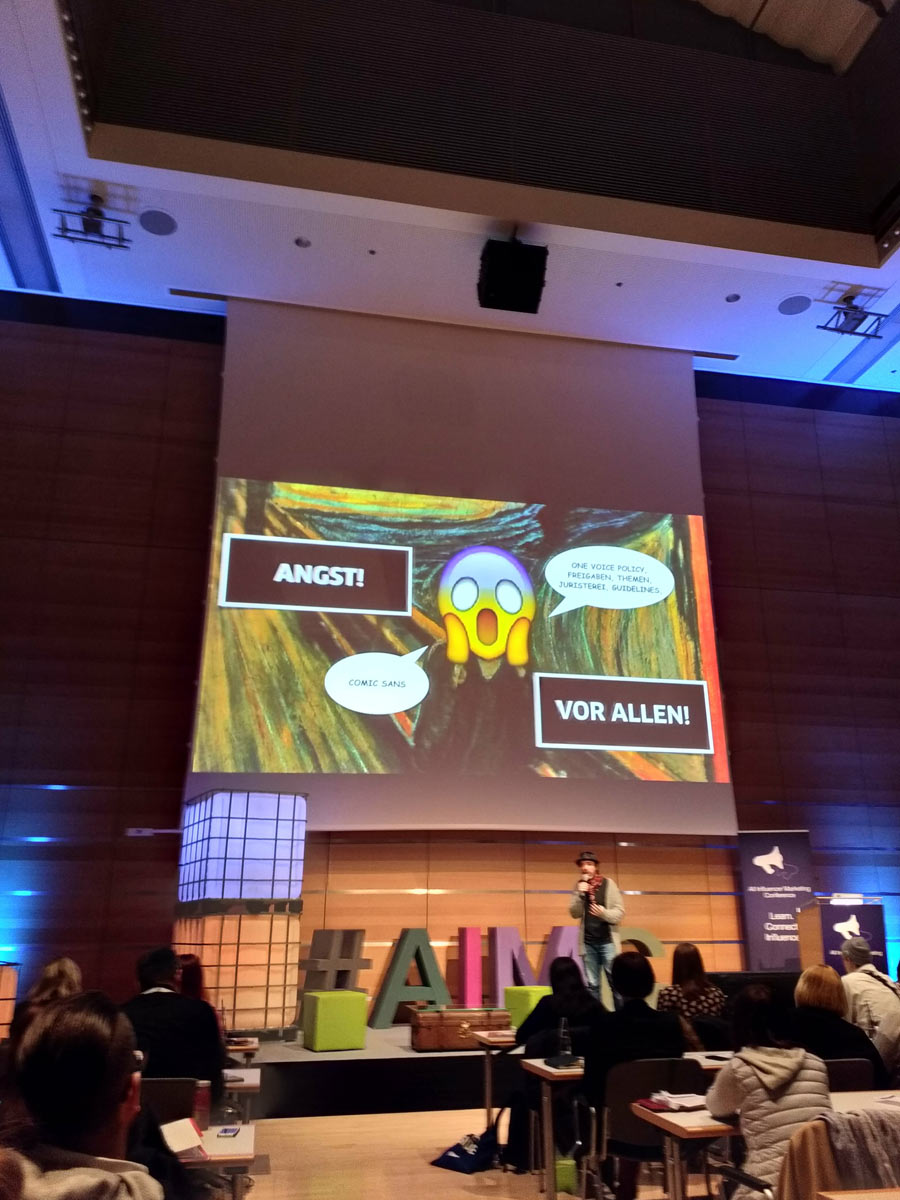 aimc 2018 tag2 muenchen 105 - Rückblick: All Influencer Marketing Conference #AIMC 2. Tag des #InfluencerReisli