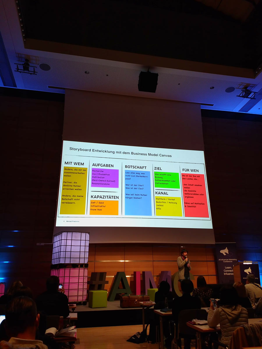 aimc 2018 tag2 muenchen 107 - Rückblick: All Influencer Marketing Conference #AIMC 2. Tag des #InfluencerReisli