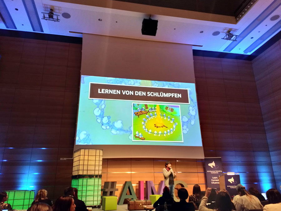 aimc 2018 tag2 muenchen 108 - Rückblick: All Influencer Marketing Conference #AIMC 2. Tag des #InfluencerReisli