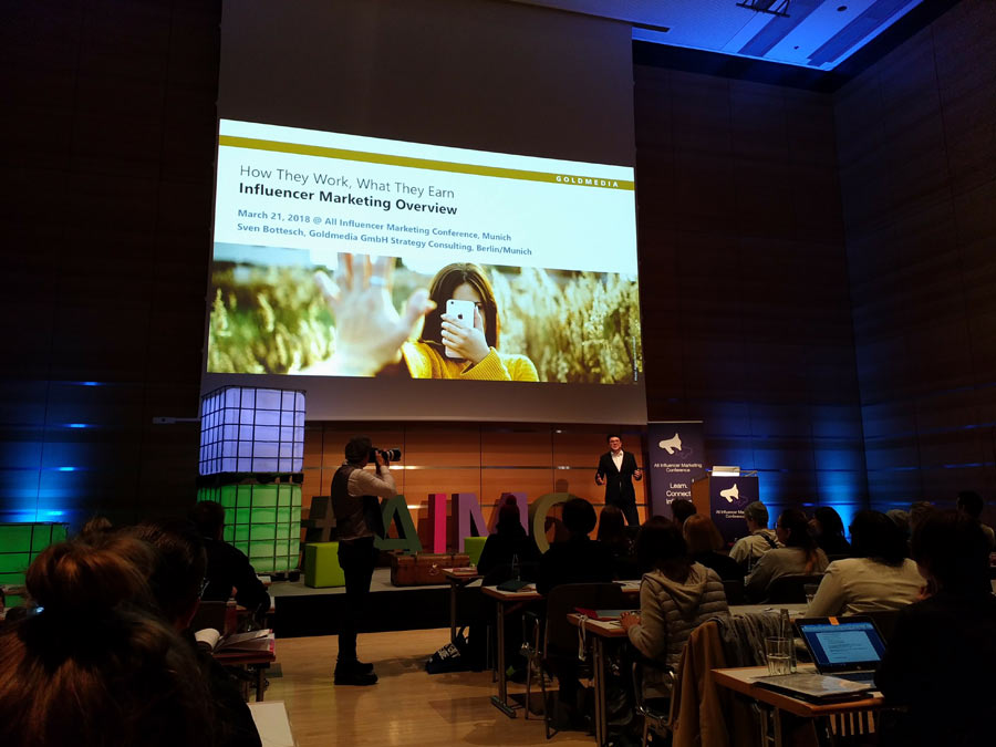 aimc 2018 tag2 muenchen 109 - Rückblick: All Influencer Marketing Conference #AIMC 2. Tag des #InfluencerReisli