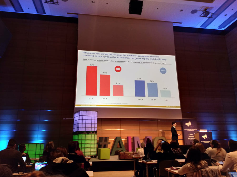aimc 2018 tag2 muenchen 118 - Rückblick: All Influencer Marketing Conference #AIMC 2. Tag des #InfluencerReisli