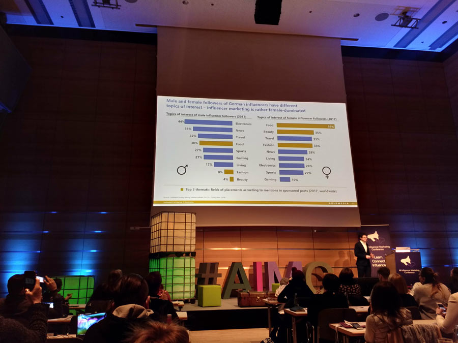 aimc 2018 tag2 muenchen 119 - Rückblick: All Influencer Marketing Conference #AIMC 2. Tag des #InfluencerReisli
