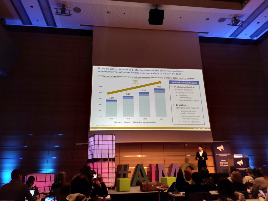 aimc 2018 tag2 muenchen 121 - Rückblick: All Influencer Marketing Conference #AIMC 2. Tag des #InfluencerReisli