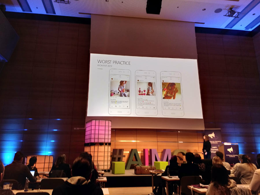 aimc 2018 tag2 muenchen 125 - Rückblick: All Influencer Marketing Conference #AIMC 2. Tag des #InfluencerReisli