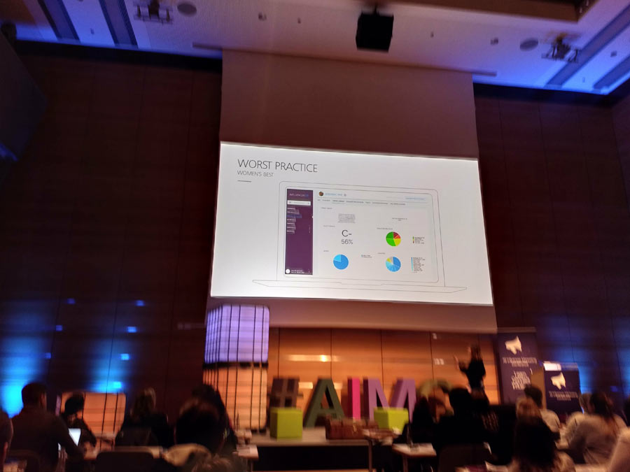 aimc 2018 tag2 muenchen 126 - Rückblick: All Influencer Marketing Conference #AIMC 2. Tag des #InfluencerReisli