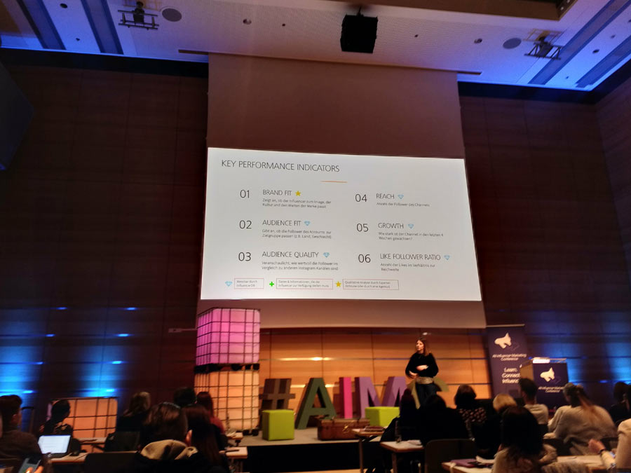 aimc 2018 tag2 muenchen 128 - Rückblick: All Influencer Marketing Conference #AIMC 2. Tag des #InfluencerReisli