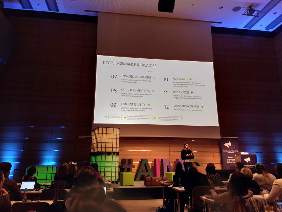 aimc 2018 tag2 muenchen 129 - Rückblick: All Influencer Marketing Conference #AIMC 2. Tag des #InfluencerReisli
