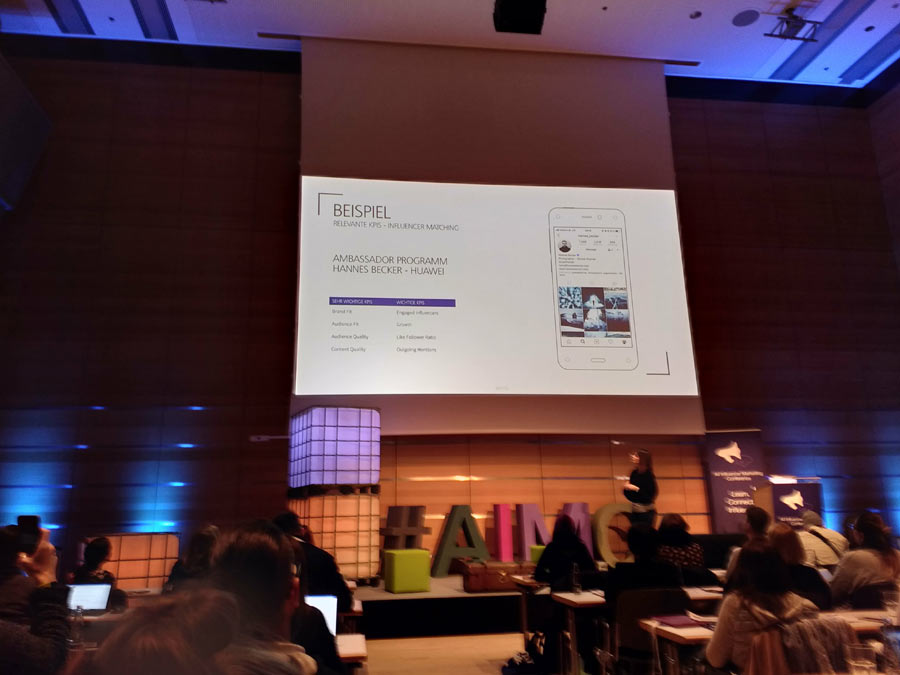 aimc 2018 tag2 muenchen 131 - Rückblick: All Influencer Marketing Conference #AIMC 2. Tag des #InfluencerReisli