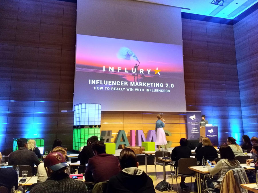 aimc 2018 tag2 muenchen 134 - Rückblick: All Influencer Marketing Conference #AIMC 2. Tag des #InfluencerReisli