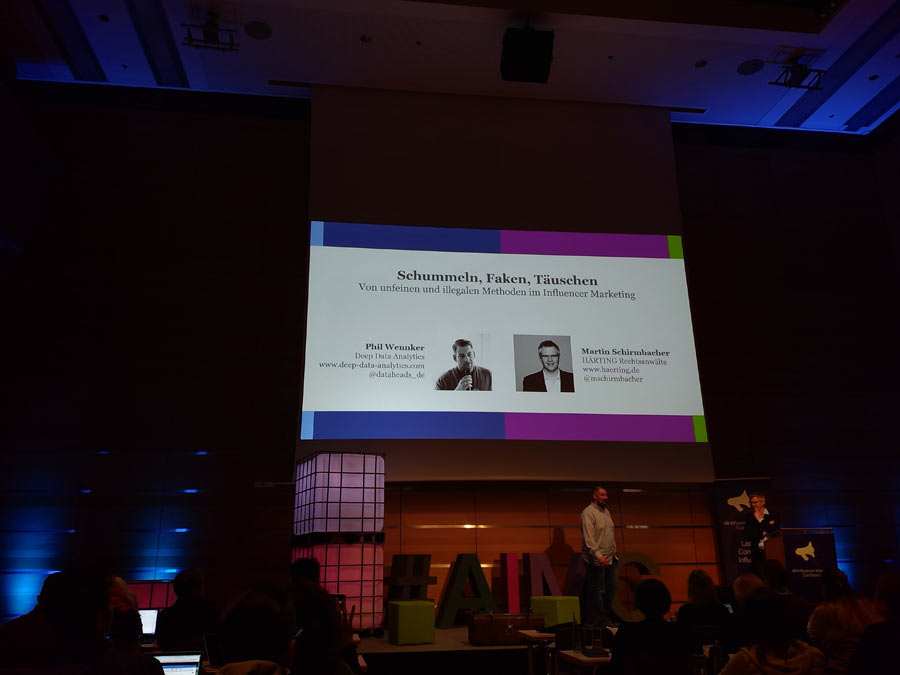 aimc 2018 tag2 muenchen 139 - Rückblick: All Influencer Marketing Conference #AIMC 2. Tag des #InfluencerReisli