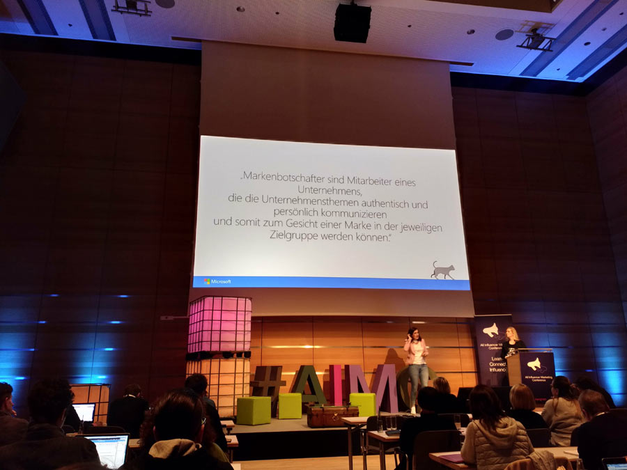 aimc 2018 tag2 muenchen 143 - Rückblick: All Influencer Marketing Conference #AIMC 2. Tag des #InfluencerReisli