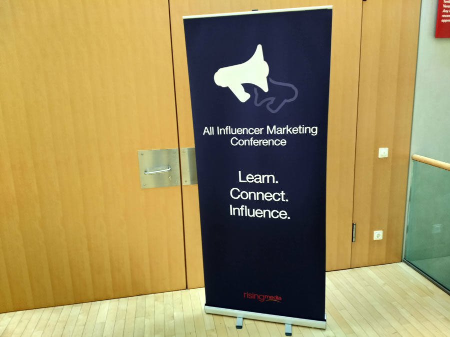 aimc 2018 tag2 muenchen 144 - Rückblick: All Influencer Marketing Conference #AIMC 2. Tag des #InfluencerReisli