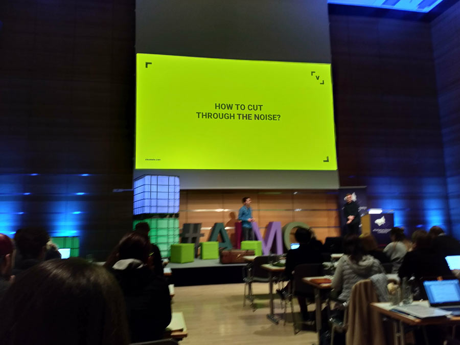 aimc 2018 tag2 muenchen 147 - Rückblick: All Influencer Marketing Conference #AIMC 2. Tag des #InfluencerReisli