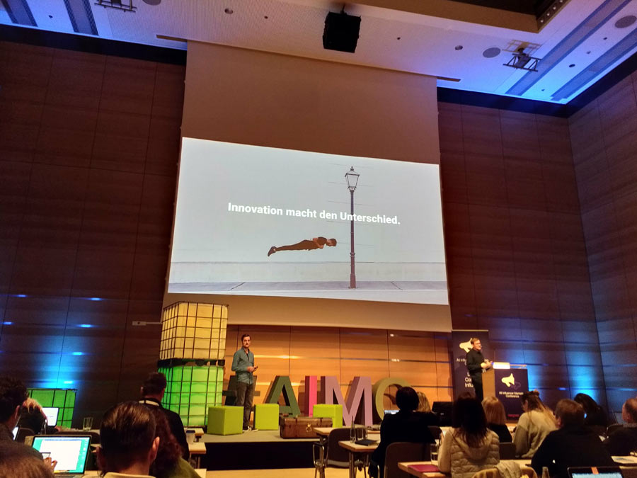 aimc 2018 tag2 muenchen 149 - Rückblick: All Influencer Marketing Conference #AIMC 2. Tag des #InfluencerReisli