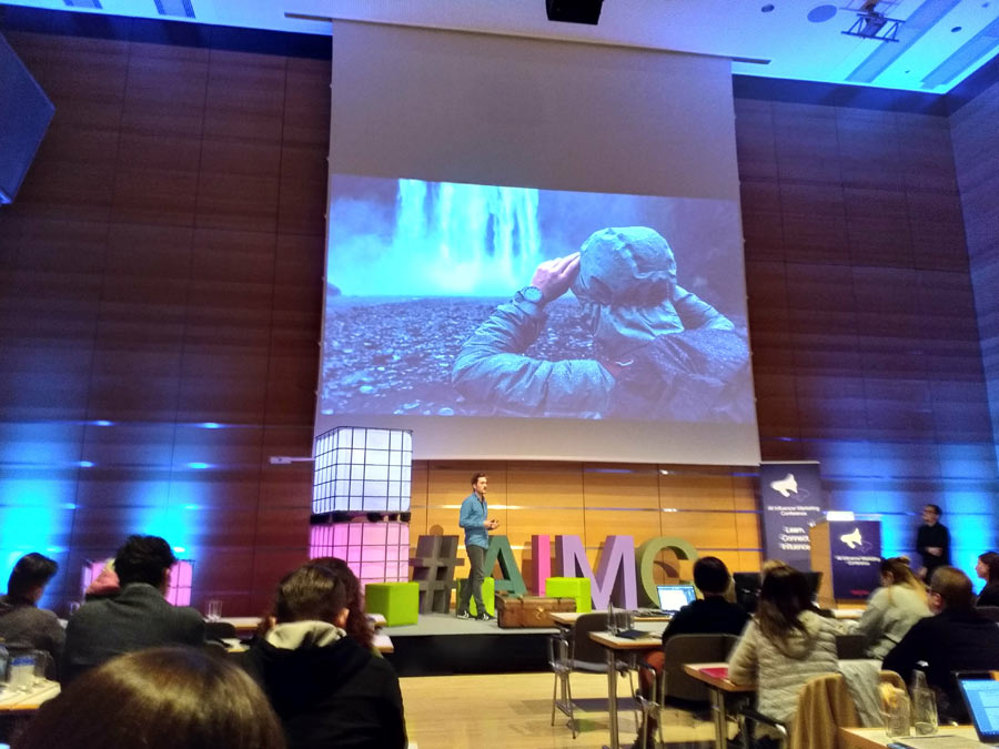 aimc 2018 tag2 muenchen 150 - Rückblick: All Influencer Marketing Conference #AIMC 2. Tag des #InfluencerReisli
