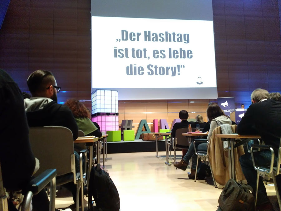 aimc 2018 tag2 muenchen 157 - Rückblick: All Influencer Marketing Conference #AIMC 2. Tag des #InfluencerReisli