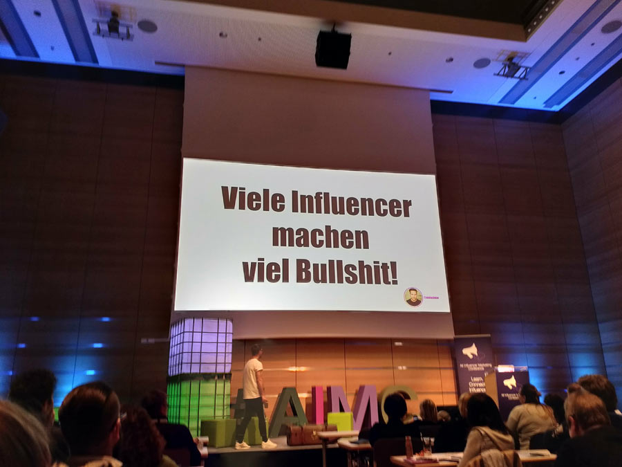 aimc 2018 tag2 muenchen 158 - Rückblick: All Influencer Marketing Conference #AIMC 2. Tag des #InfluencerReisli