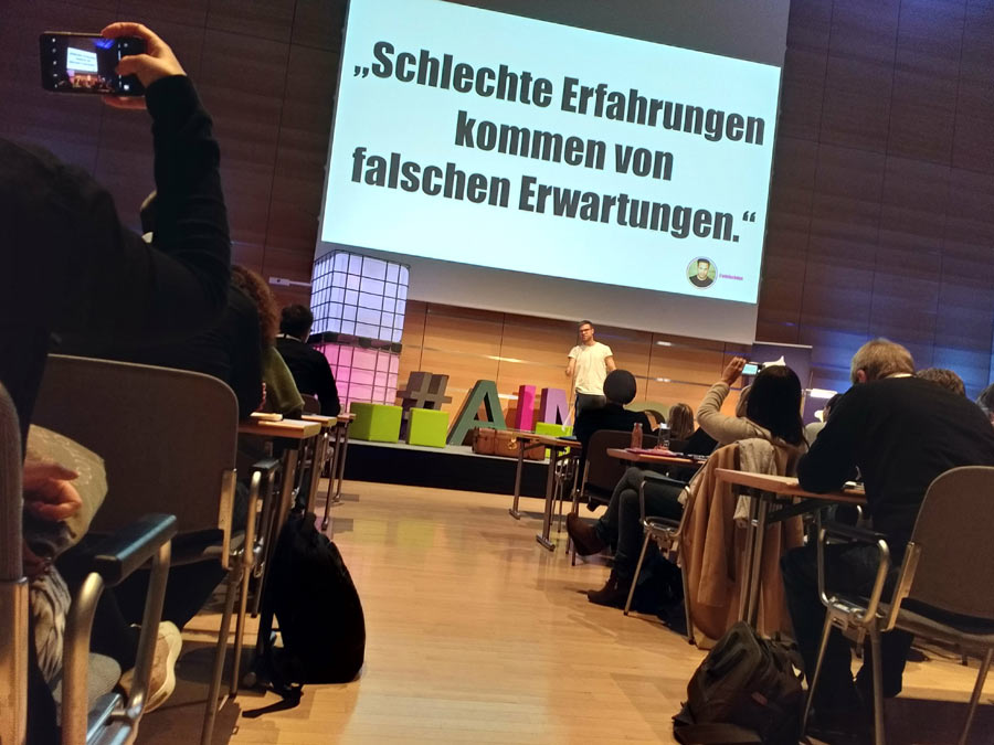 aimc 2018 tag2 muenchen 160 - Rückblick: All Influencer Marketing Conference #AIMC 2. Tag des #InfluencerReisli