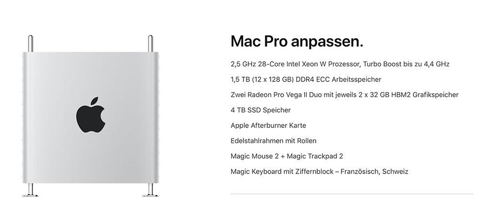 apple mac pro 2 - Mac Pro kaufen aber Apple hat den Verstand komplett verloren