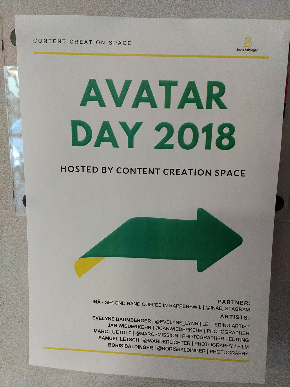 avatarday 2018 boris baldinger 5 - Avatarday 2018 mit Boris Baldinger