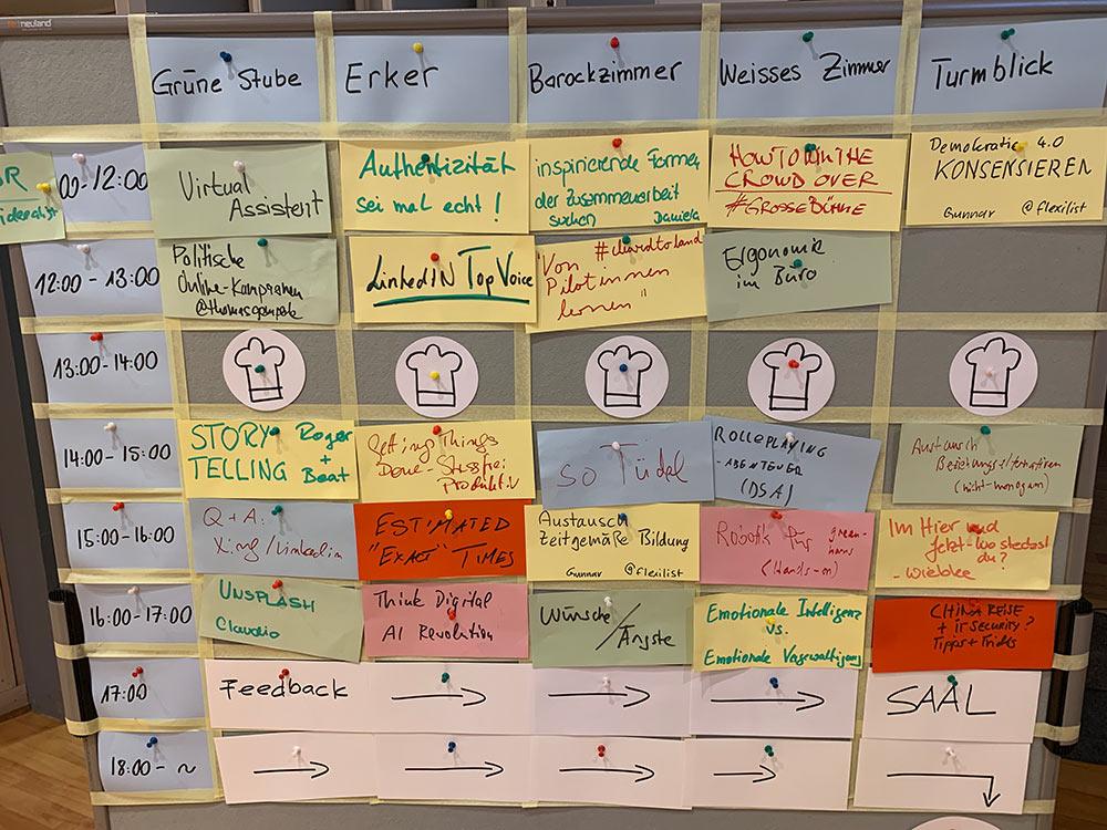 barcamp schweiz 07 - Barcamp Schweiz 2019 - mein Rückblick #barcampCH
