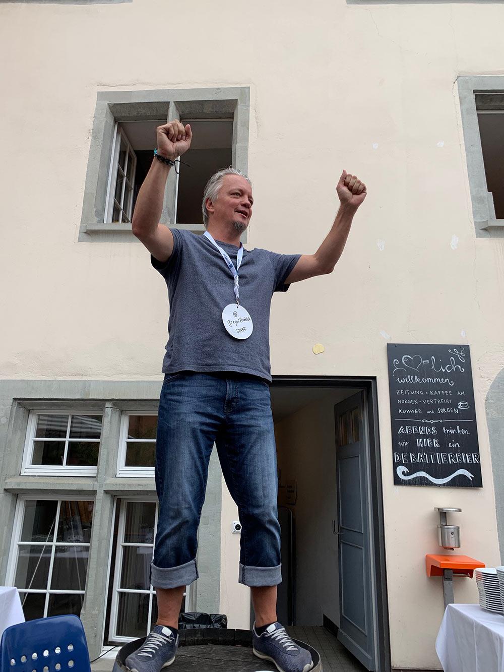 barcamp schweiz 15 - Barcamp Schweiz 2019 - mein Rückblick #barcampCH