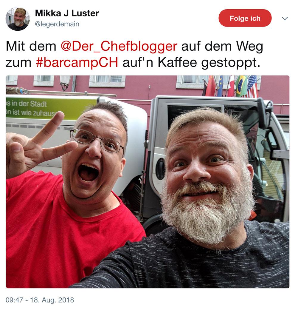 barcamp schweiz 2018 barcampch 4 - Barcamp Schweiz 2018 - Mein Rückblick