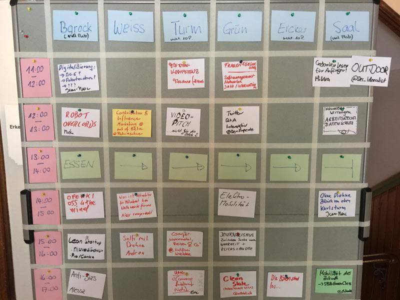 barcampch 2017 12 - Mein Rückblick vom Barcamp Schweiz 2017 #BarcampCH