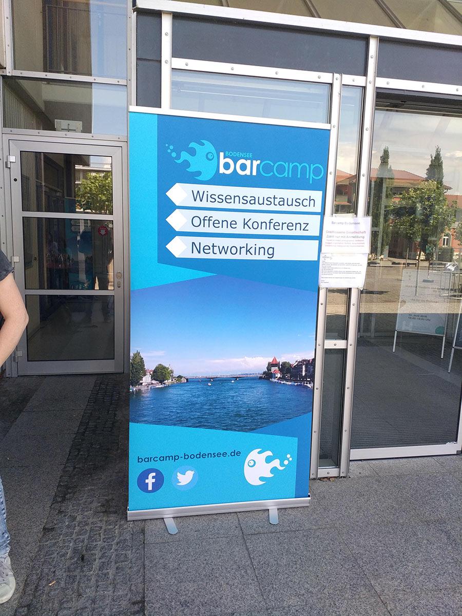 bcbs18 03 - Barcamp Bodensee 2018 - Mein Rückblick