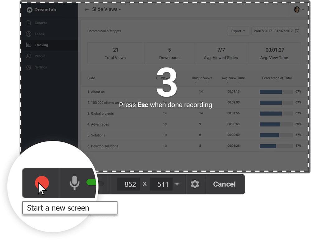 bildschirm aufnahme video win - Wie nimmt man Bildschirm Videos auf? Windwos & Mac