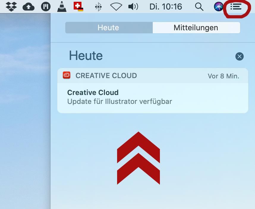 bitte nicht stoeren 1 - Push Meldungen am Mac abschalten