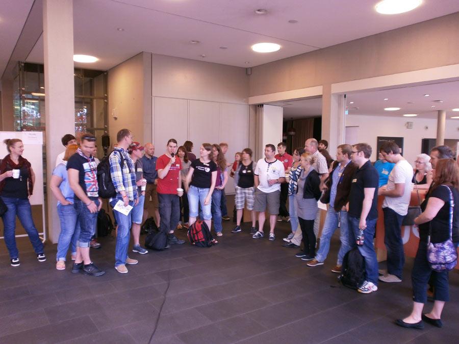 chefblogger bcbs14 1 - Barcamp Bodensee 2014: Der perfekte Ort um Blogger kennen zu lernen