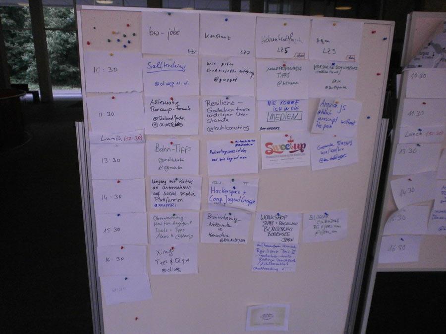 chefblogger bcbs14 2 - Barcamp Bodensee 2014: Der perfekte Ort um Blogger kennen zu lernen