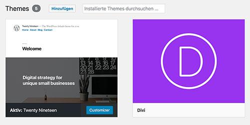 divi child theme upload - DIVI Child Theme Download