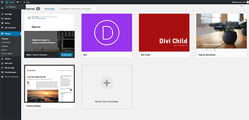 divi child themes - DIVI Child Theme Download