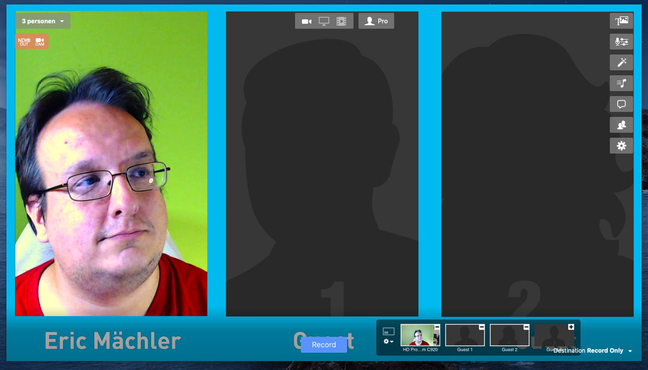 ecamm live overlay pack simple 4 - Ecamm Live - Guest Overlay Pack Simple