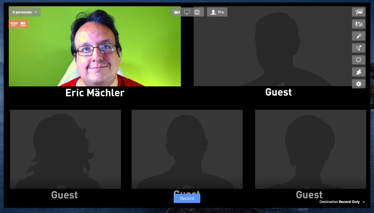 ecamm live overlay pack simple 6 - Ecamm Live - Guest Overlay Pack Simple