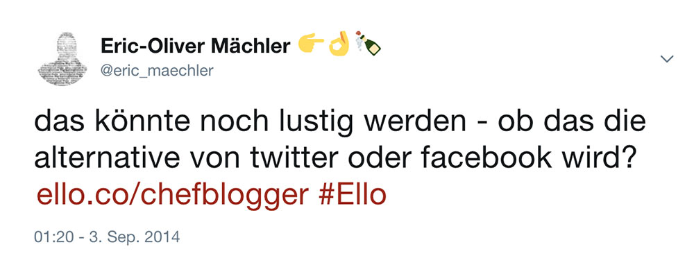 ello zerstoeren 2 - Bye Bye Ello - Anleitung zum Selbstmord eines Social Media Networks
