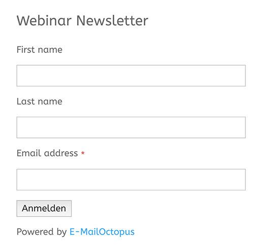 emailoctopus 4 - EmailOctopus der neue Newsletter Dienstleister