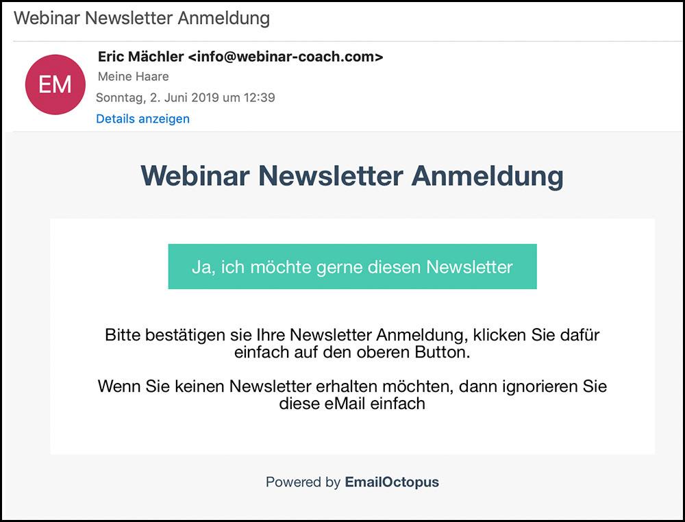 emailoctopus 6 - EmailOctopus der neue Newsletter Dienstleister
