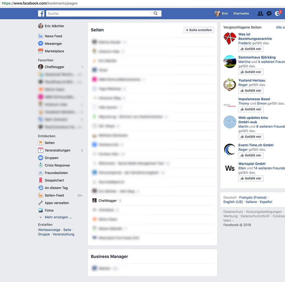 facebook fanpage loeschen deaktivieren 1 - Anleitung: Wie löscht oder deaktiviert man eine Facebook Fanpage?