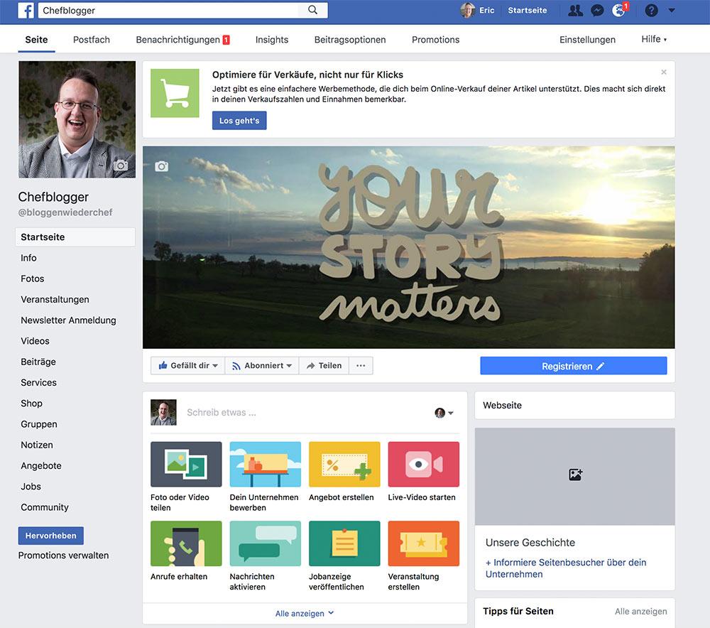 facebook fanpage loeschen deaktivieren 2 - Anleitung: Wie löscht oder deaktiviert man eine Facebook Fanpage?
