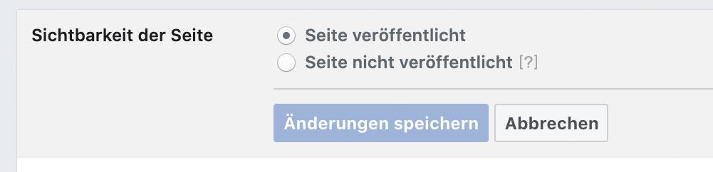 facebook fanpage neues design 2020 loeschen deaktivieren 4 - Anleitung: Wie löscht oder deaktiviert man eine Facebook Fanpage (Neues Design ab 2020)?