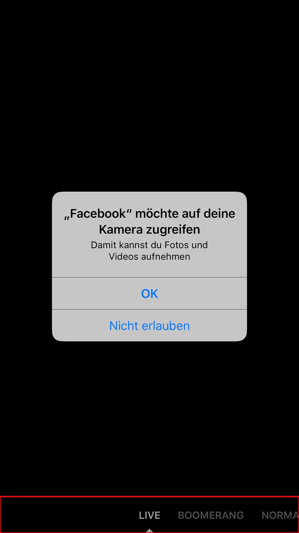 facebook live video 3 - Wie starte ich ein Live Video / Livestream bei Facebook