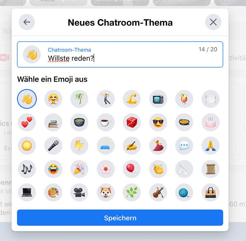 facebook messenger room 3 - Anleitung: Facebook Chatroom - Wie installiert man das?