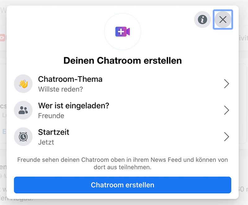 facebook messenger room 4 - Anleitung: Facebook Chatroom - Wie installiert man das?