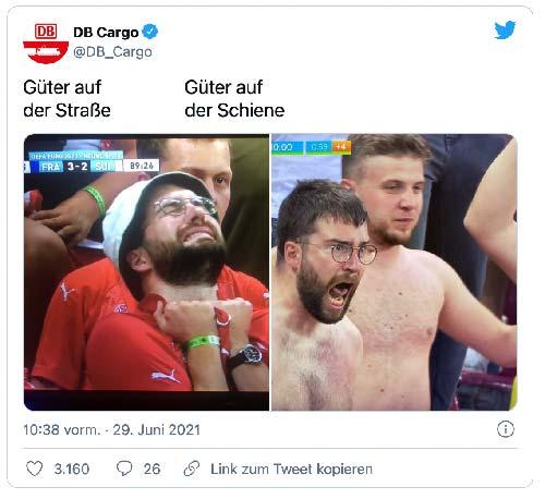 fussball europameisterschaft 20 2 - Cleveres Marketing der Swiss