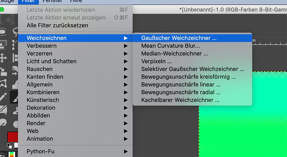 gimp bild opacity 4 - Gimp: Bild mit reduzierter Deckkraft / Opacity erstellen
