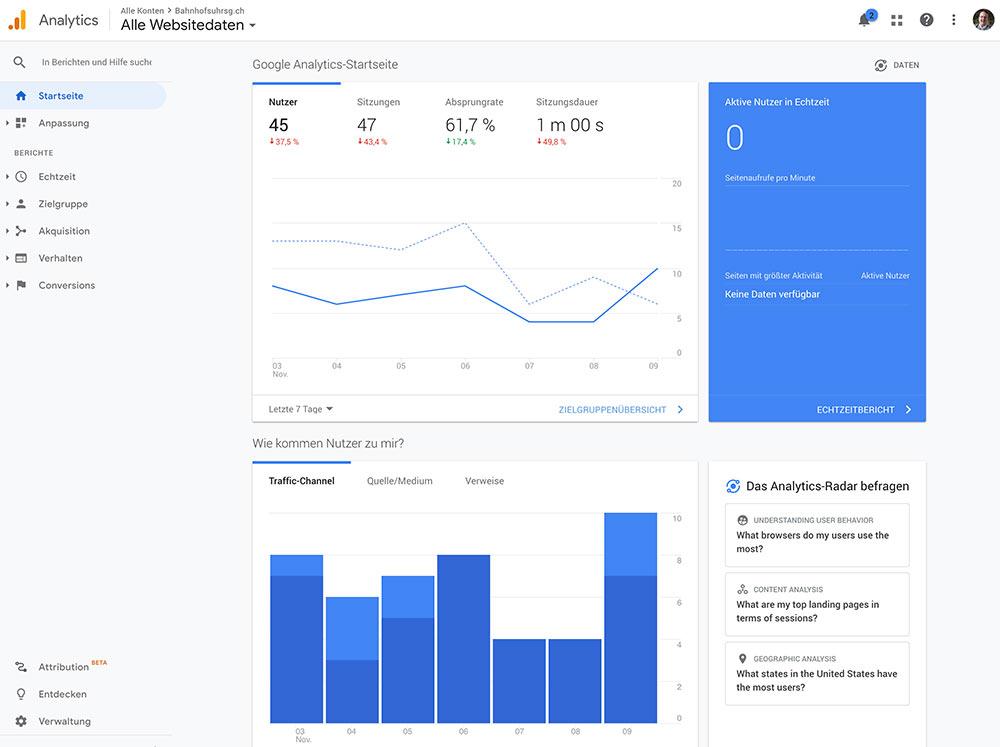 google analytics 4 aktualisieren 1 - Google Analytics 4 - Aktualisieren und Einrichten